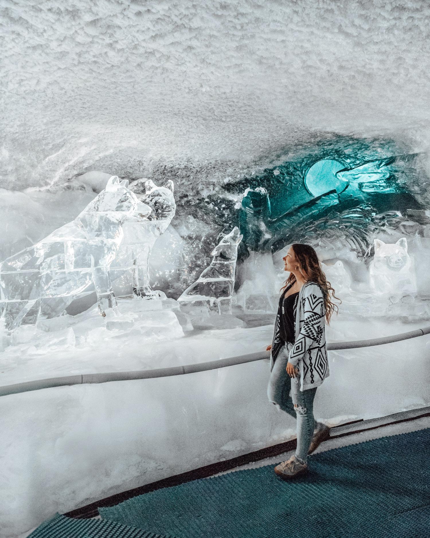 Glacier Palace | Saker att göra i Zermatt, Schweiz