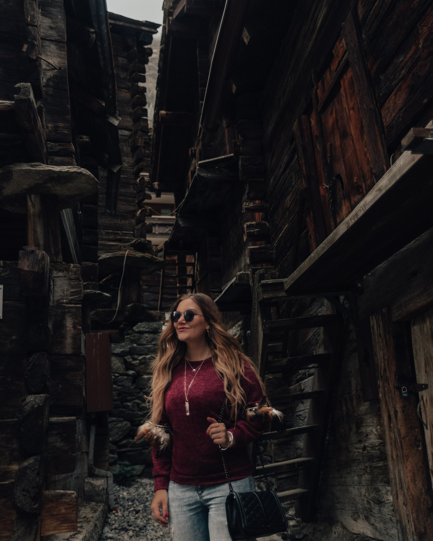 Saker att göra i Zermatt |Strosa genom gamla stan