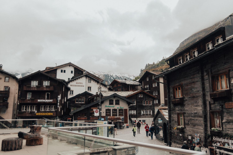Zermatt Village, Schweiz