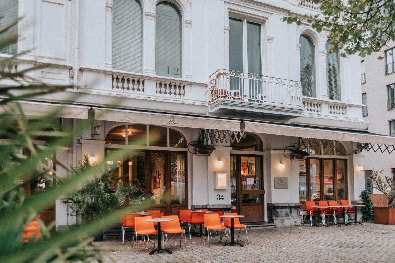 Hotel Pilar i Antwerpen, Belgien