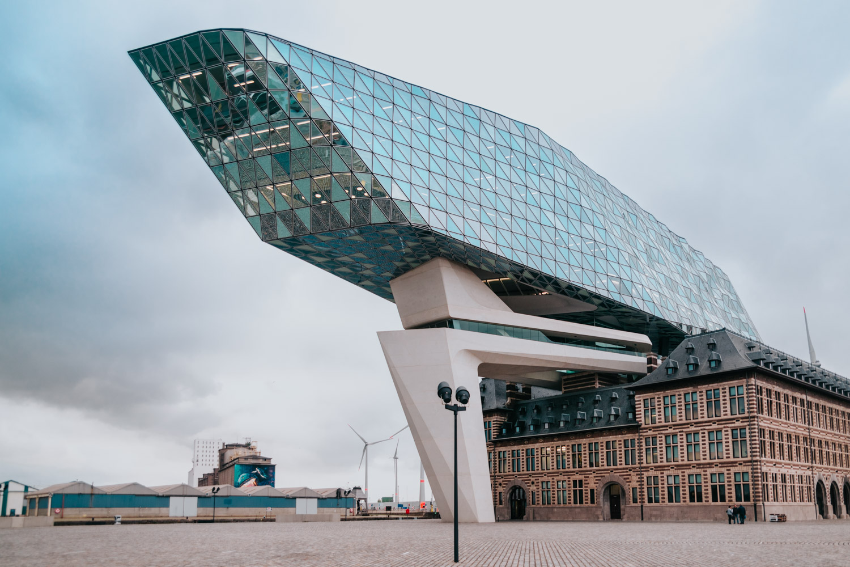 Antwerpens Port House