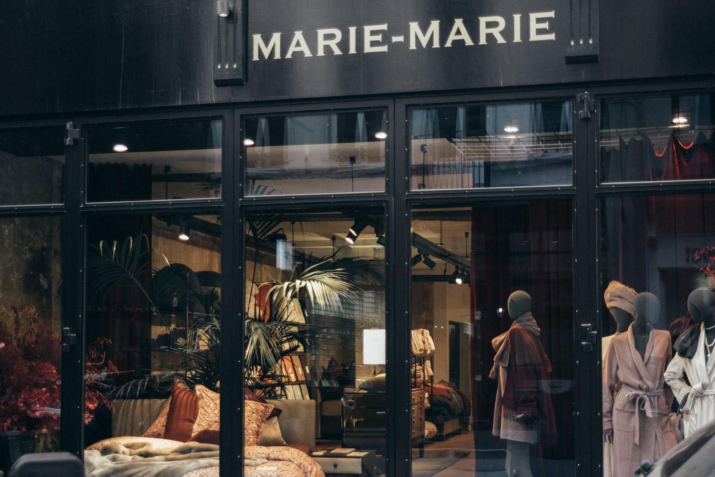 Marie-Marie, Inredningsbutik i Antwerpen