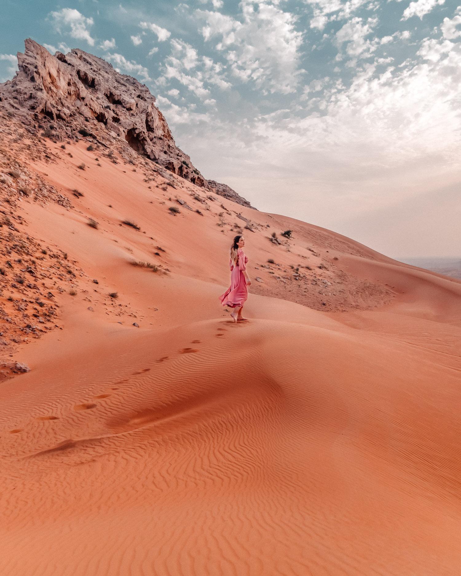 Upplev öknen Mleiha - Saker att göra i Sharjah, Förenade Arabemiraten