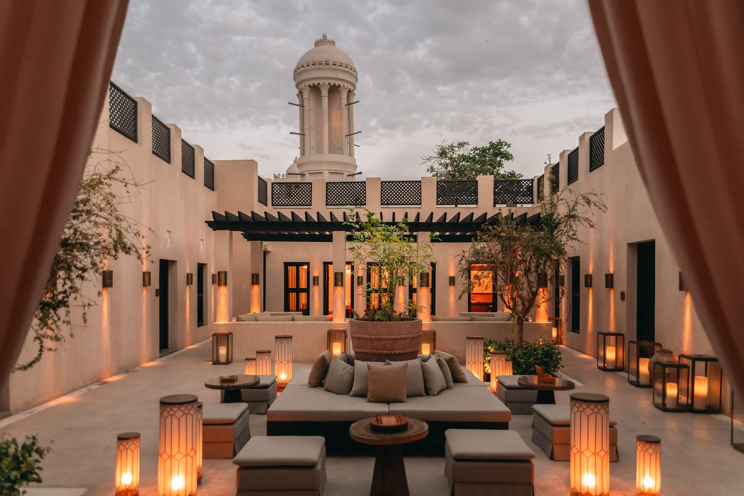 Al Bait Sharjah Resort Hotellrecension - Femstjärnigt boutiquehotell i Förenade Arabemiraten