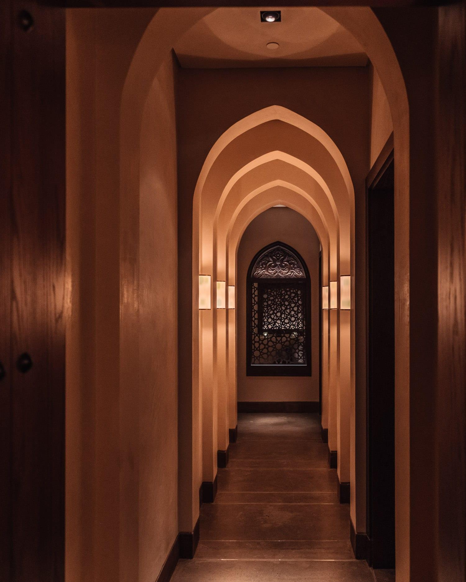 Lyxspa och hälsa på Al Bait Sharjah Resort