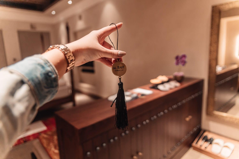 Rumsnyckel till Al Bait