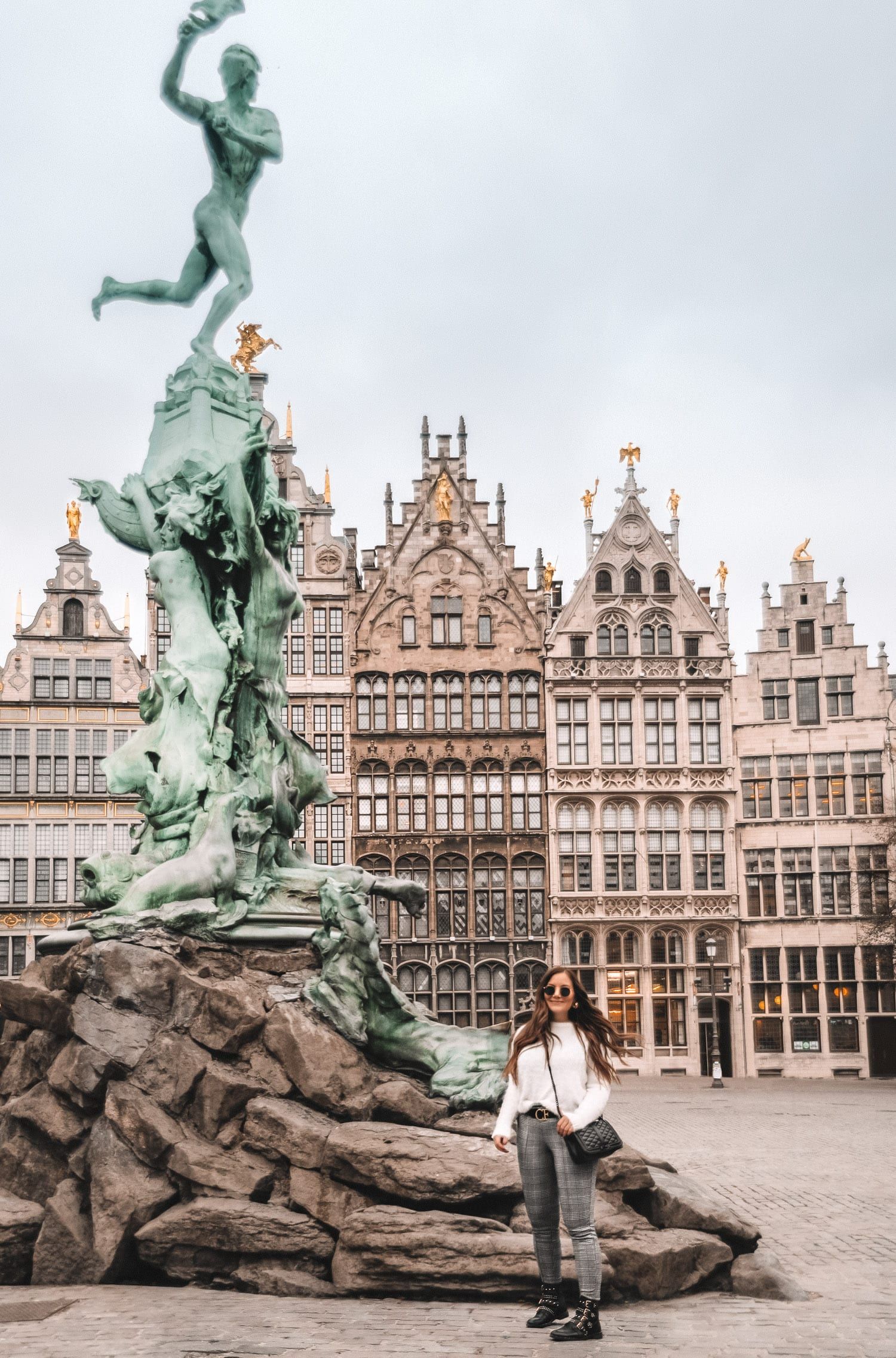 Grote Markt |Sevärdheter i Antwerpen, Belgien