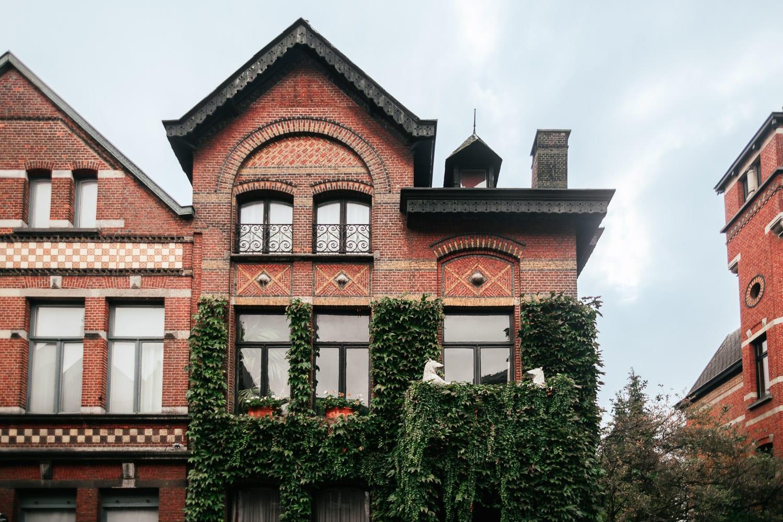 Hus i Zurenborg, Antwerpen