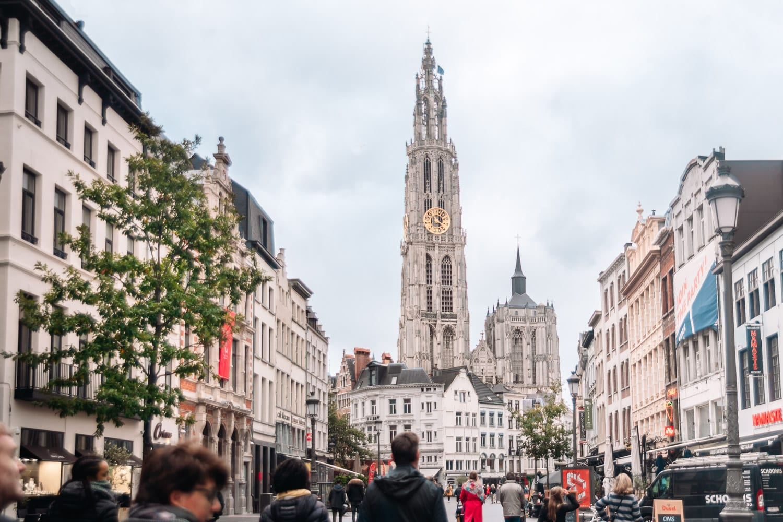 Vårfrukatedralen (Cathedral of Our Lady) |Sevärdheter i Antwerpen, Belgien