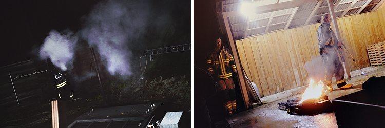 brandman-ovning