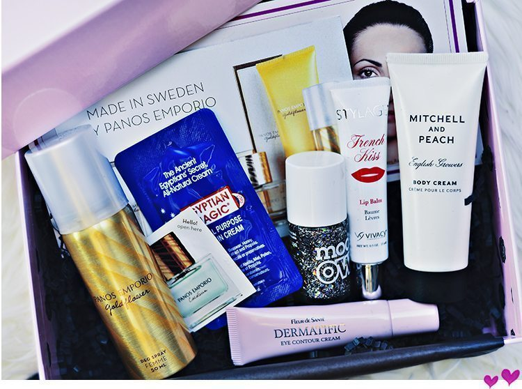 glossybox-mars-2014-beauty-in-bloom