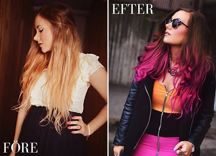 red-purple-ombre