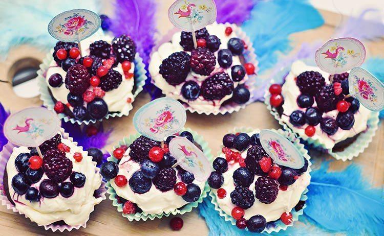 cupcakes-lchf-bjornbar
