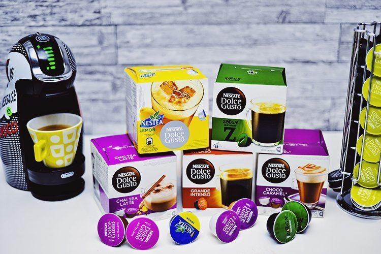 Nescafé Dolce Gusto - de fem bästa kapslarna