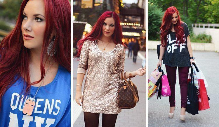 Rött hår - så fixar du färgen hemma!