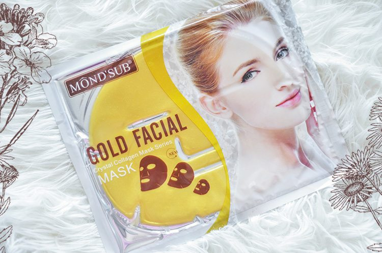 gold-facial-mask