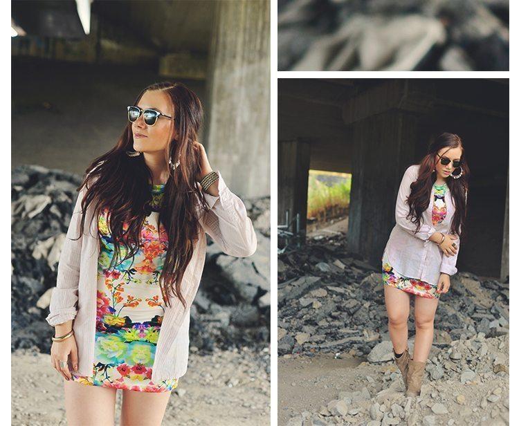 multi-color-dress