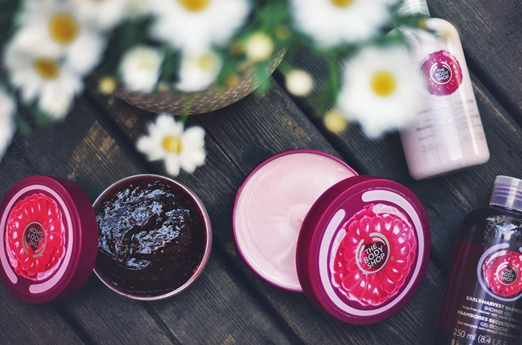 The Body Shop - Special Edition Early-Harvest Raspberry