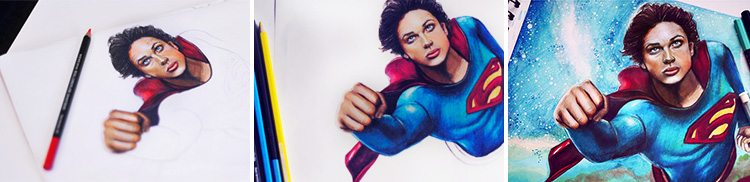 tom-welling-drawing-superman