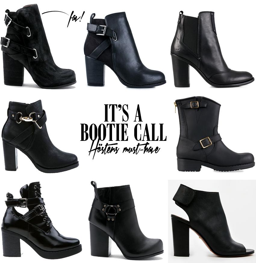 S?songens snyggaste svarta boots ? ADARAS Blogazine