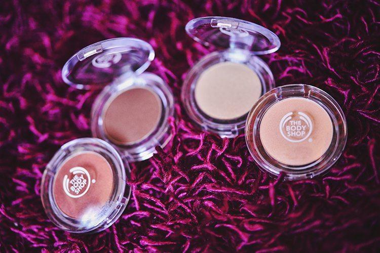 The Body Shop - Golden Nudes