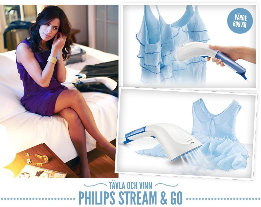 Philips Stream & Go