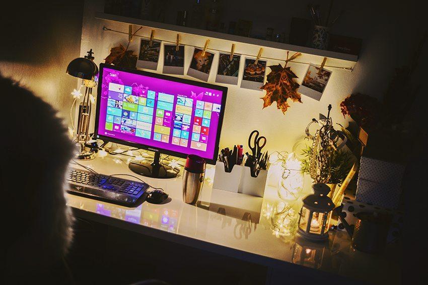 Mitt hemmakontor
