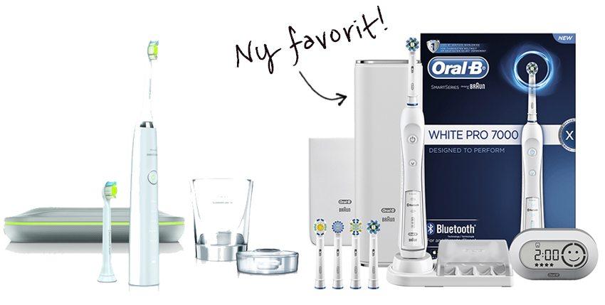 Diamond Clean vs. SmartSeries Pro 7000