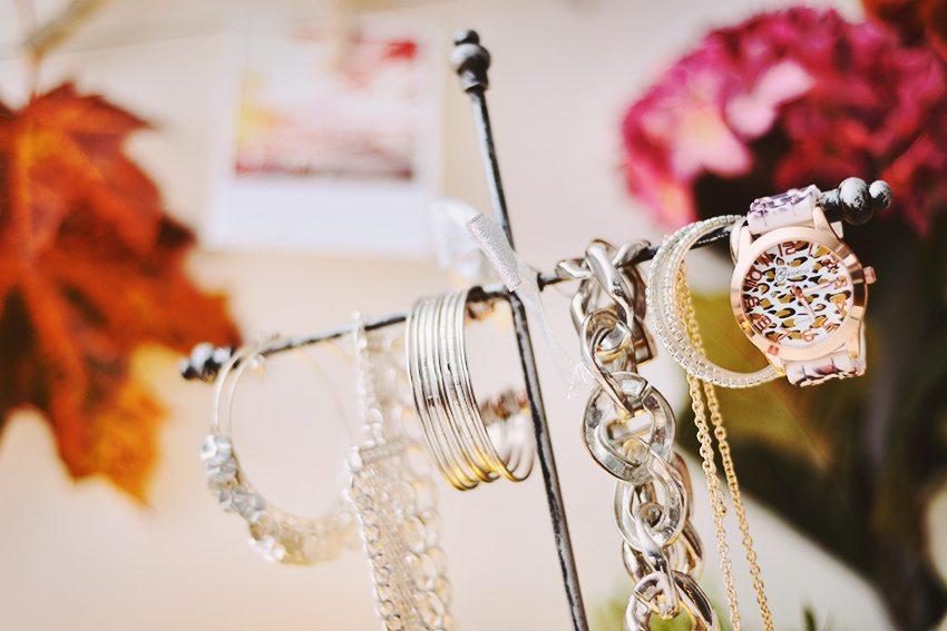 Smyckesställning