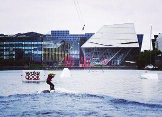 Wakeboard Dublin Docklands