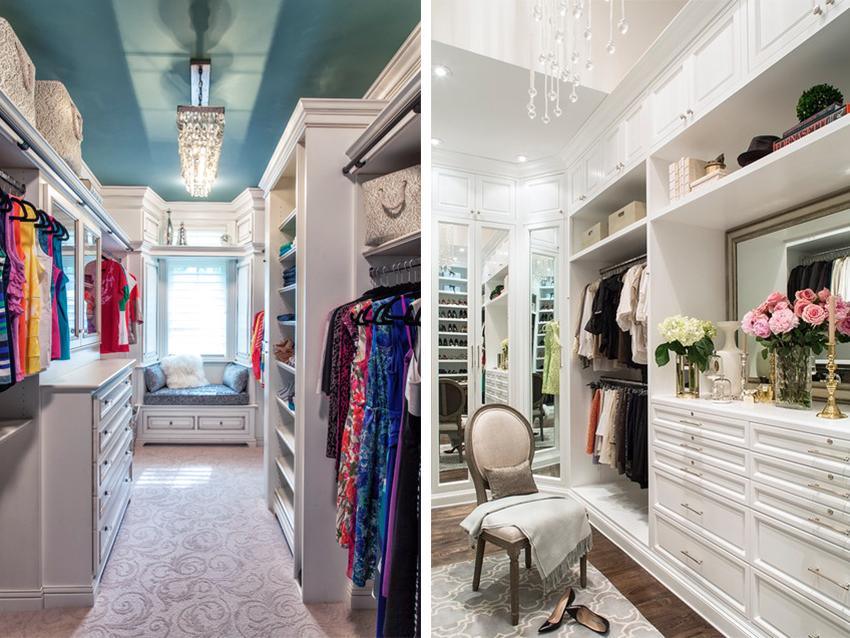 TIPS Inredning till en walk in closet (eller ett lyxigare sovrum!) u22c6 ADARAS Blogazine