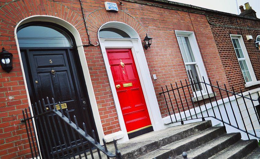 Dörrar i Dublin