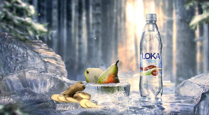Loka Kryddigt Päron - Vintersmak 2014