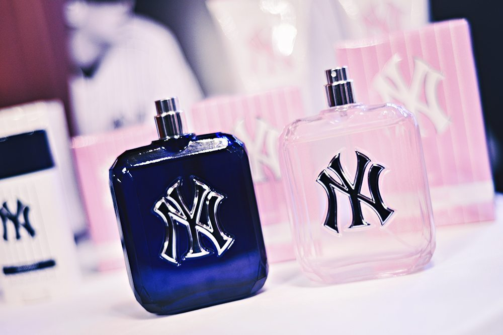 New York Yankees parfym
