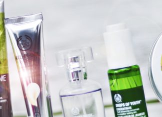 Beauty Must Haves hos The Body Shop - Höst/vinter 2014