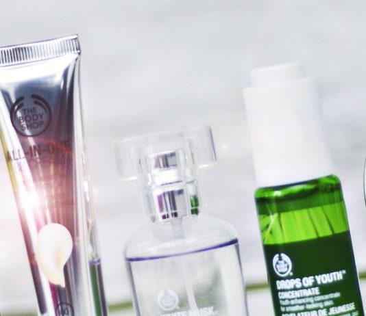 Beauty Must Haves hos The Body Shop - Höst/vinter 2014