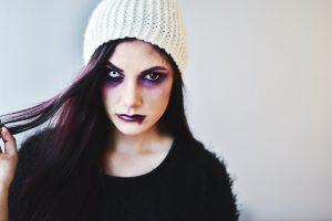 Halloween Makup - Haunted Girl