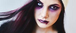 Halloween makeup - Lost Girl