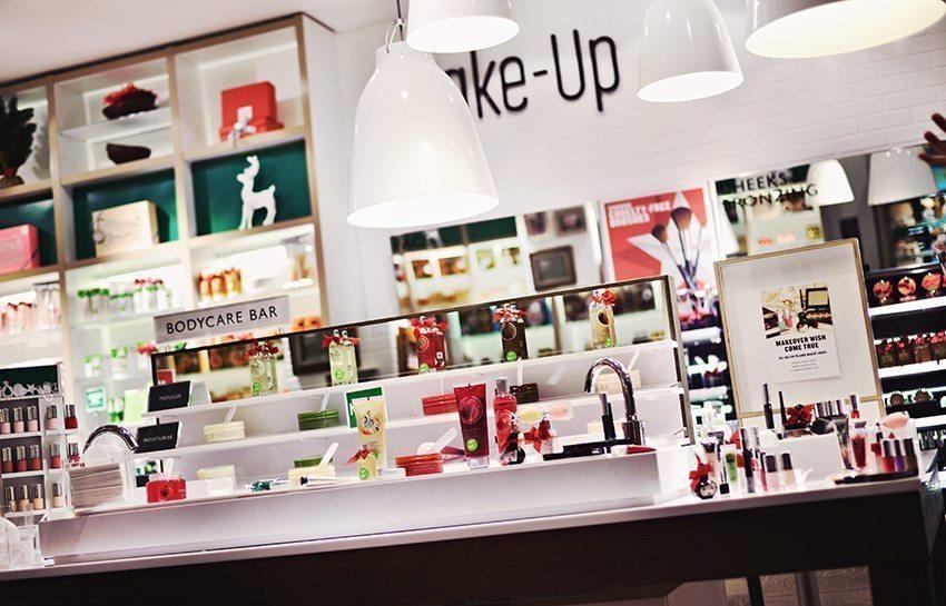 The Body Shop julen 2014