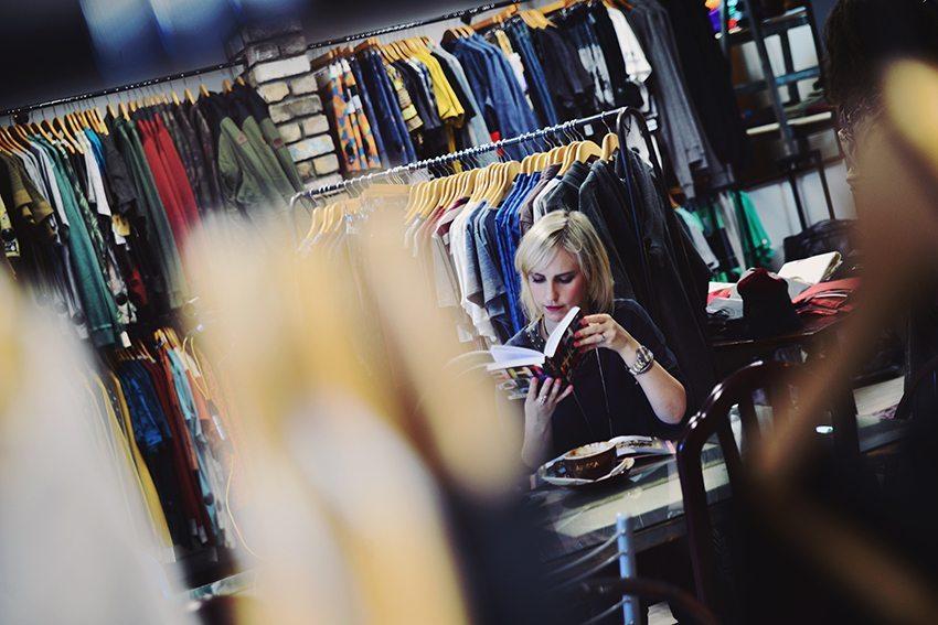 Raglan Clothes Store + Coffe Bar