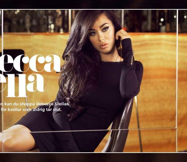 Rebecca Stella for Nelly 2014
