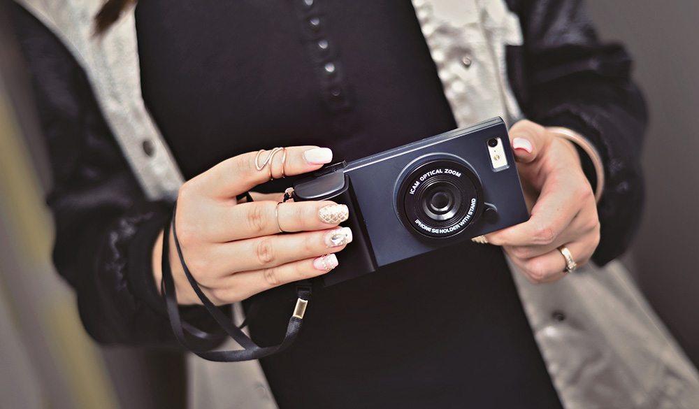 iPhoneskal - kamera