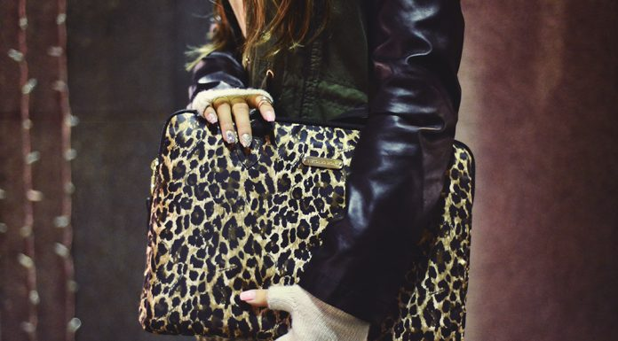 Laptopväska från Victoria's Secret