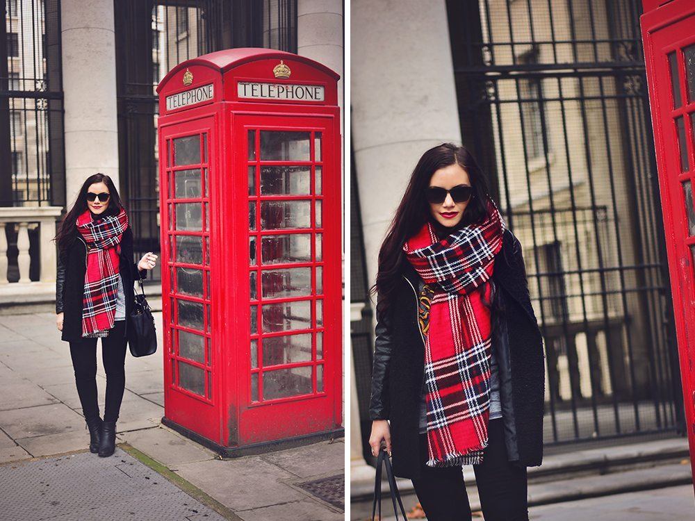 London street style - Telephone booth