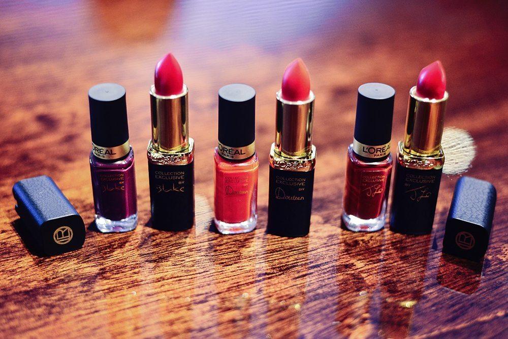 L'Oréal Paris Exclusive Colletion
