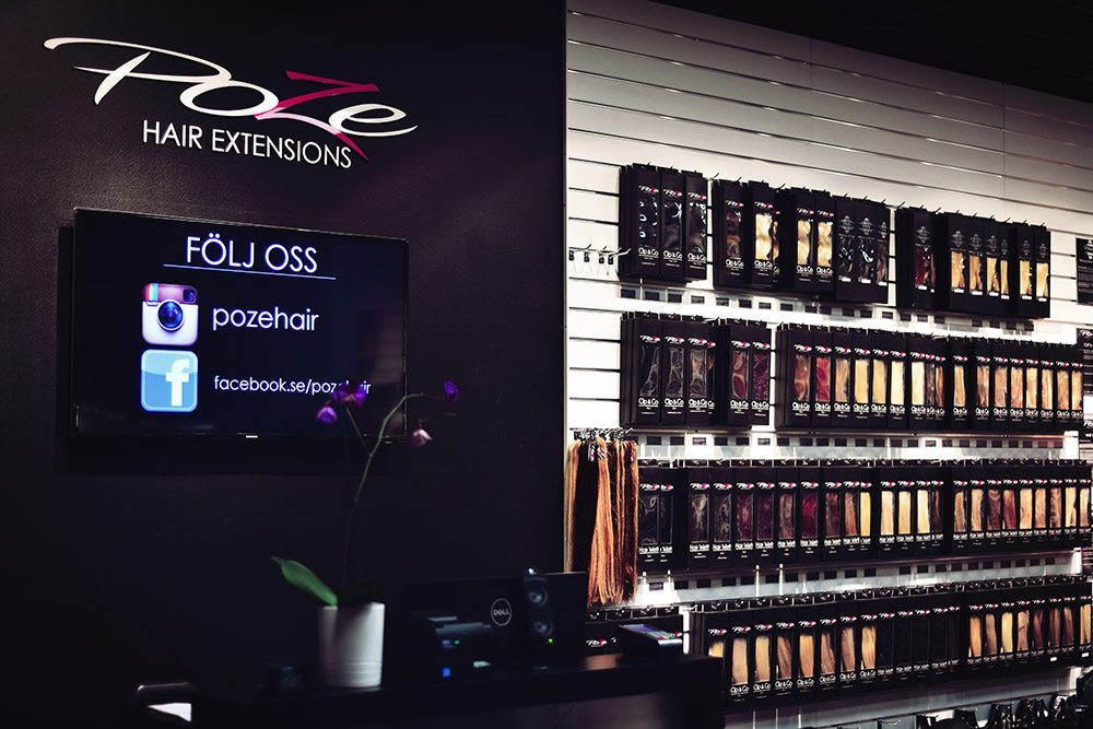 Poze Hair Extension - Salong and shop