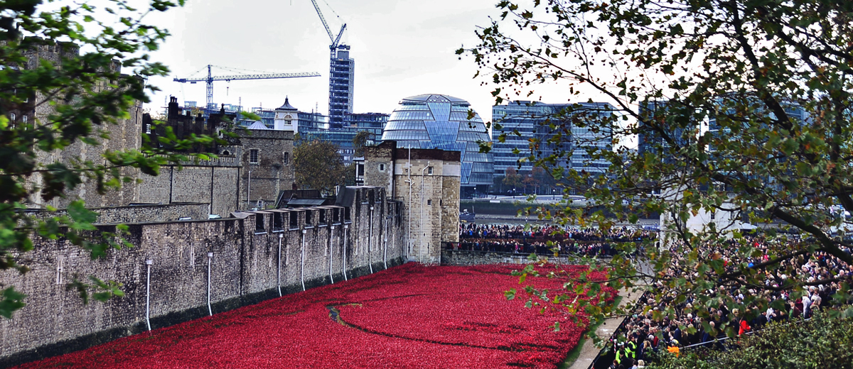 London Remembrance Day