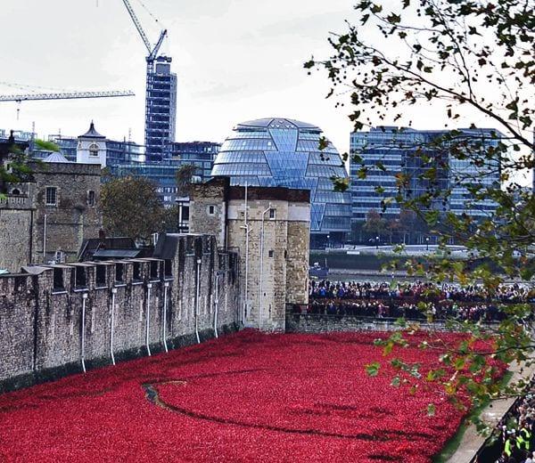 London Remembrance Day
