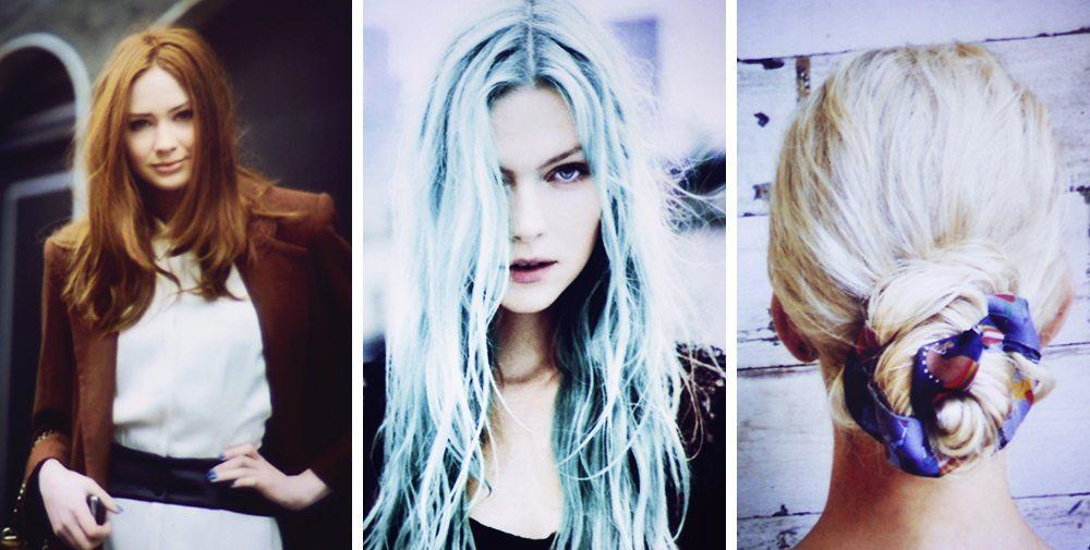 Revlon - hårtrender 2015