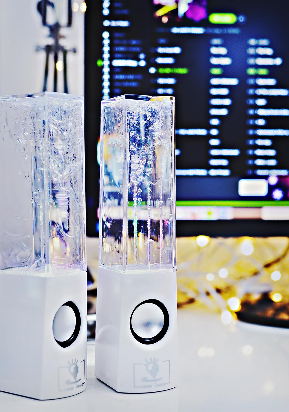 Water Dancing Speakers
